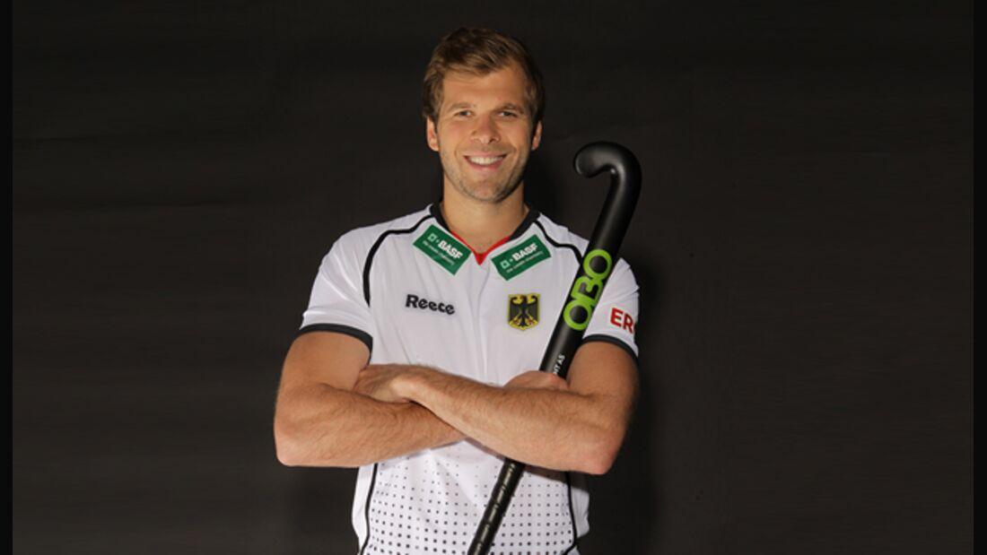 Nicolas Jacobi Hockey-Nationalspieler