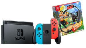Nintendo Switch inklusive Spiel