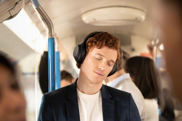 Noise-Cancelling Kopfhörer: WH-1000XM3 von Sony