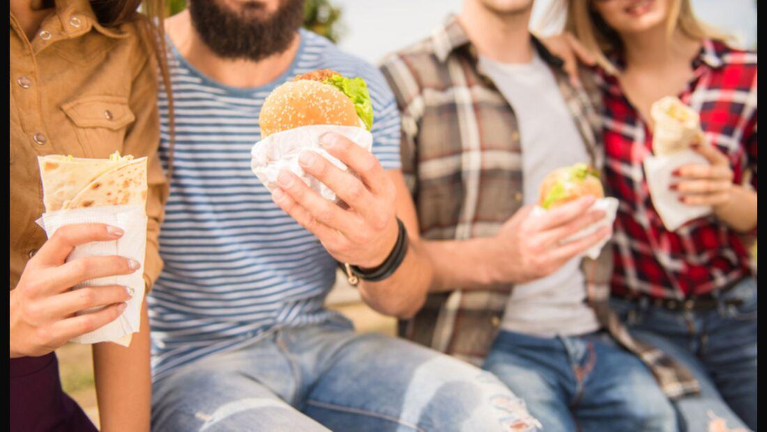 Nur am Cheatday ausnahmsweise erlaubt: Die 10 fettigsten Fast-Food Gerichte
