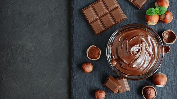 Nutella geht auch gesund