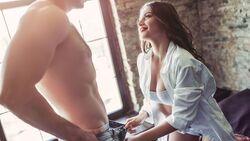 Ob Sie ein guter Liebhaber sind, hängt nicht von der Sperma-Menge ab