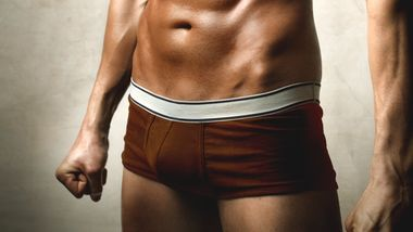 Ob enge Shorts Einfluss auf Spermien haben ist unklar.