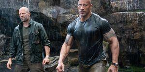 """Ob im aktuellen Kinofilm """"Hobbs & Shaw"""" oder beim knallharten Fitness-Workout, Hollywood-Star """"The Rock"""" geht keine Kompromisse ein"""