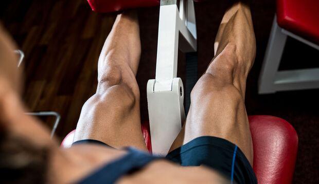 Oberschenkeltraining fördert auch die Potenz