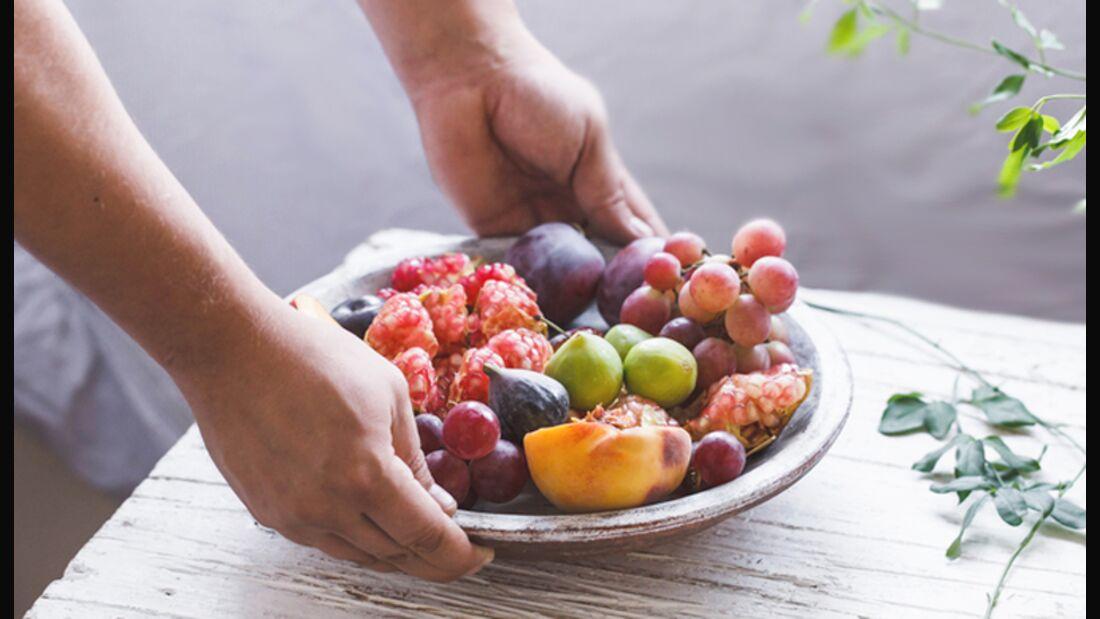 Obst mit wenig Zucker – ein gesunder Genuss