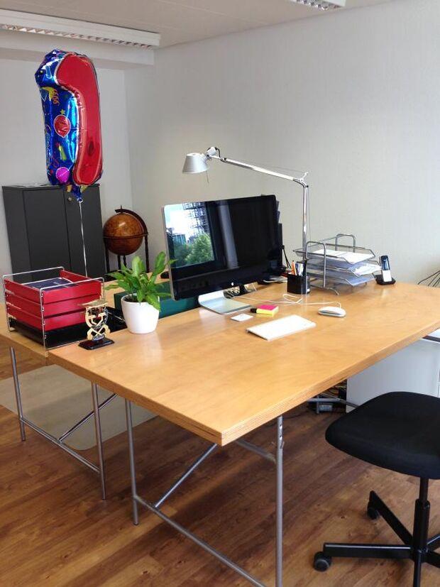 Office von Nicolas Jacobi