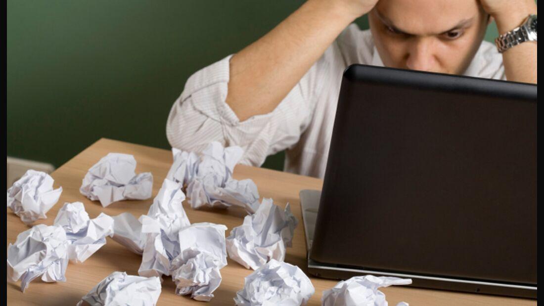 Online-Bewerbung: nie mehr Papierkram