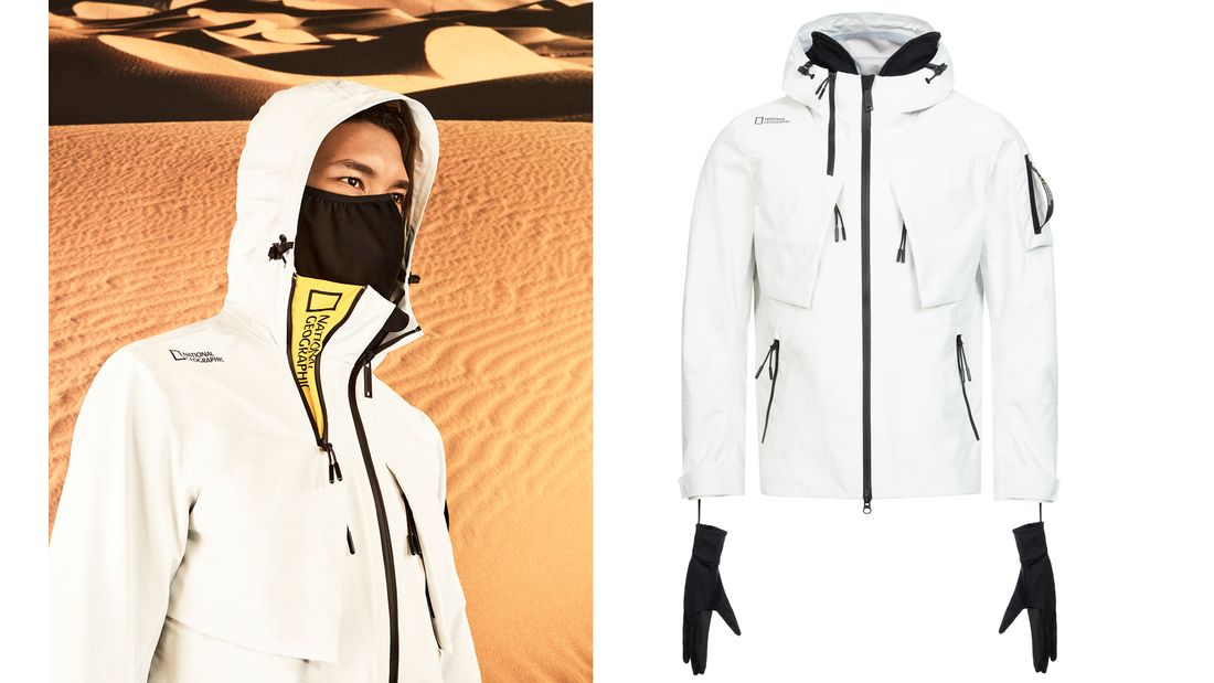 Outdoorjacken SS 2021 / National Geographic