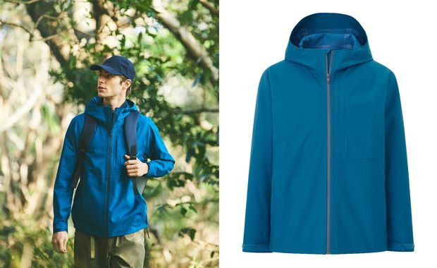 Outdoorjacken SS 2021 / Uniqlo