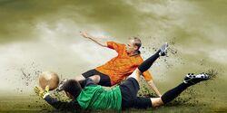 Outdoorsport ist im Frühling eine schmutzige Angelegenheit