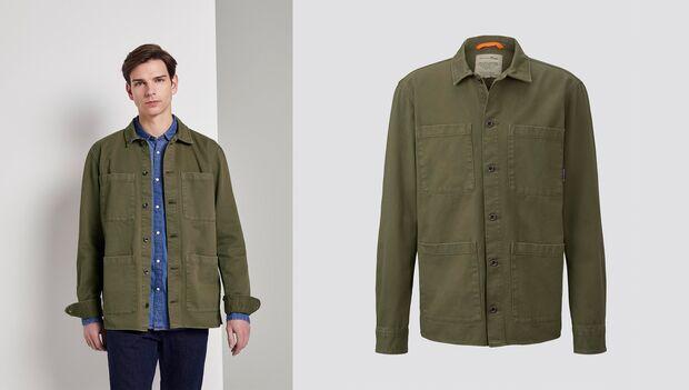 Overshirt im Utility-Stil von Tom Tailor