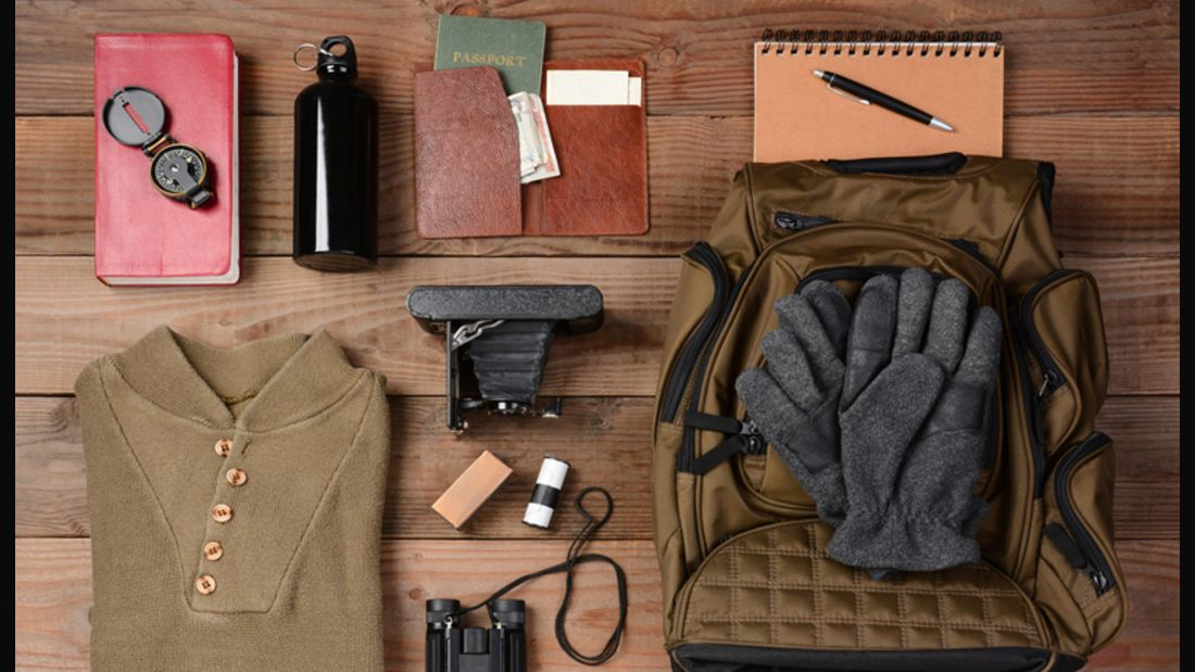 Pack-Tipps für Backpacker