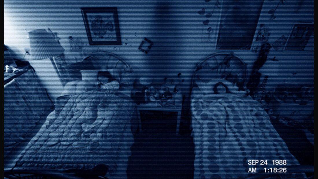 Paranormal Activity 3: Die fiesen Poltergeister sind zurück