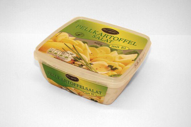 Pellkartoffelsalat von Bon Appétit