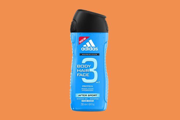 Pflege für den Bart von adidas