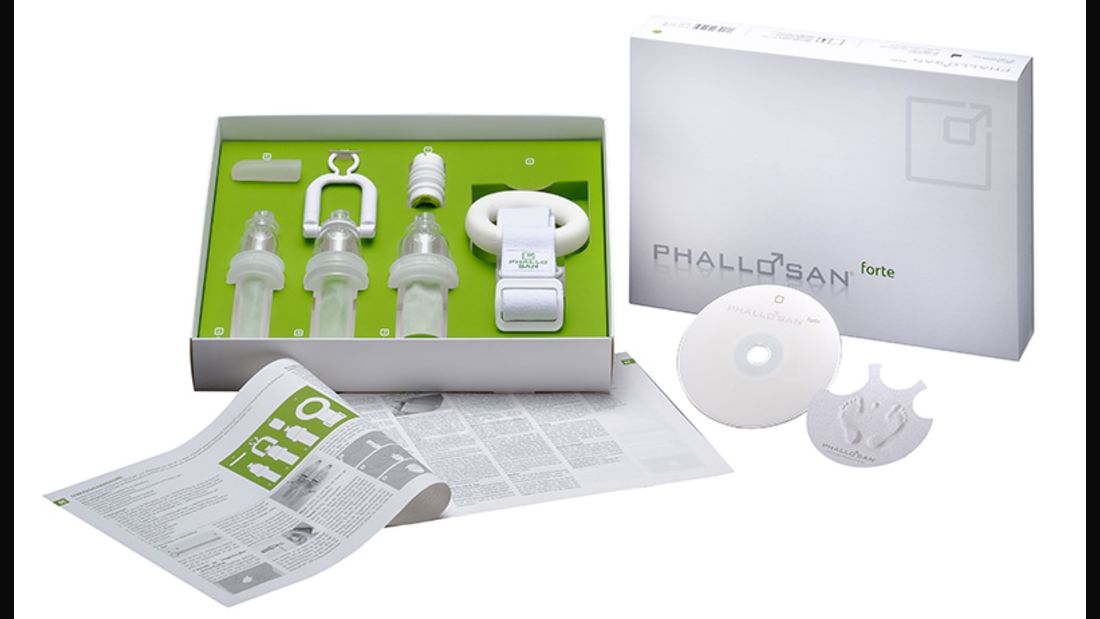 Phallosan: effektive Penisvergrößerung