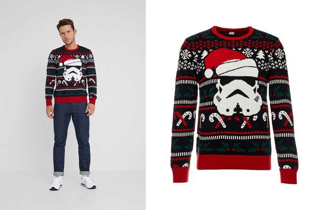 Pier One Star Wars Christmas Sweater