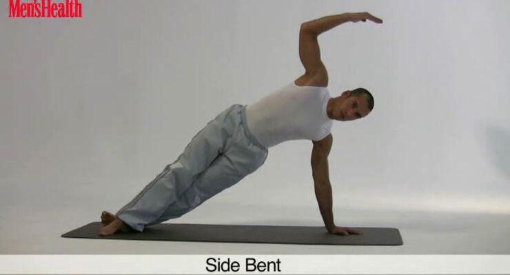 Pilates: SIDE-BEND