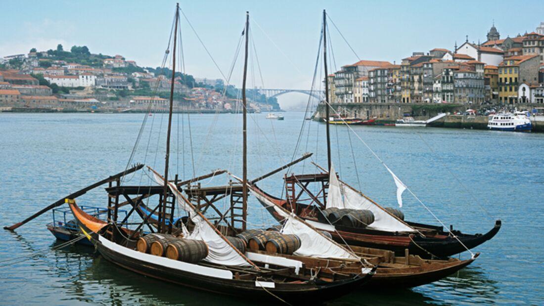 Porto am Duoro