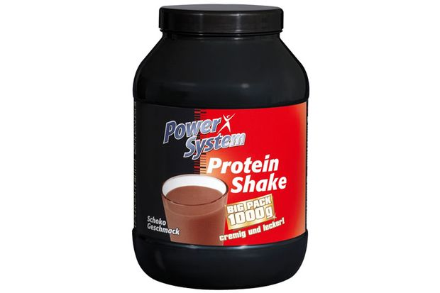Power System Protein Shake Schoko