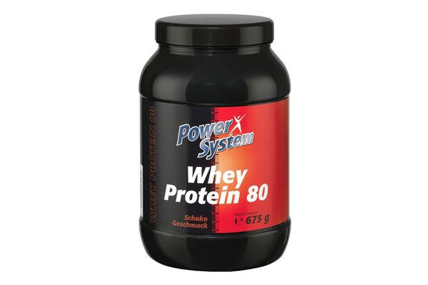 Power System Whey Protein 80 Schoko