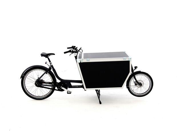 Pro Bike Flightcase Midmotor von Babboe