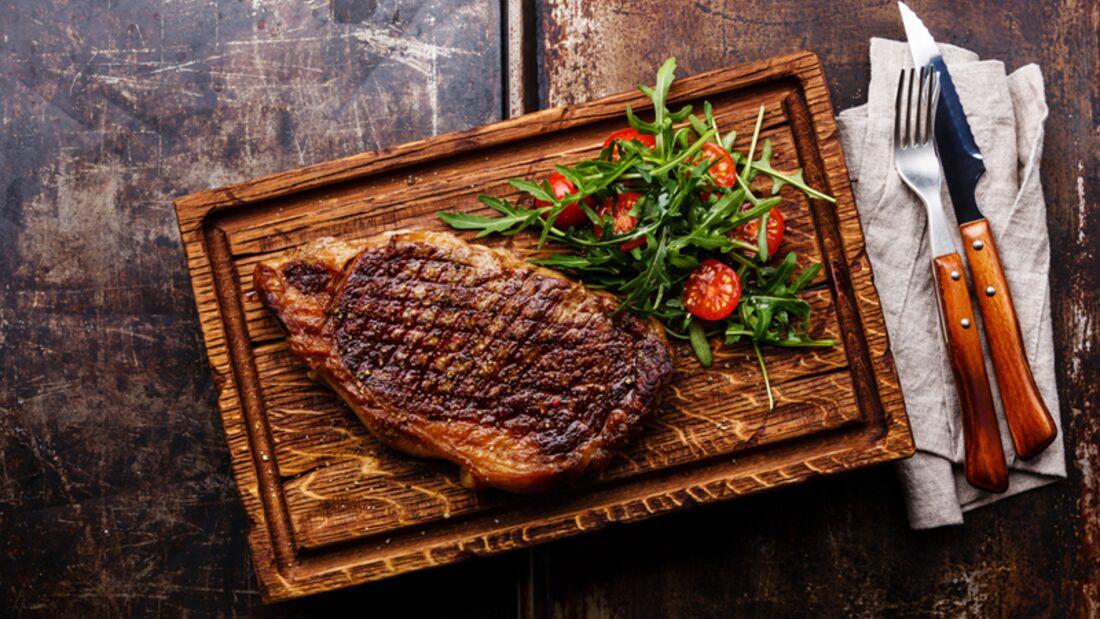 Pro Tipp: Das Fatburner-Frühstück mit Fleisch
