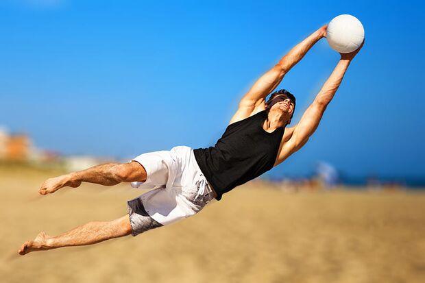 Probieren Sie das sportliche Angebot an Ihrem Urlaubsort einmal durch