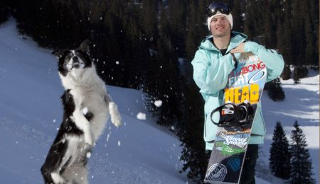 Profi Chrisophe Schmidt liefert Ihnen die perfekte Snowboard-Anleitung