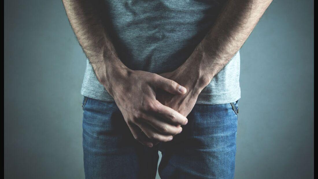 Prostatakrebs tut nicht weh und ist deshalb schwer zu erkennen