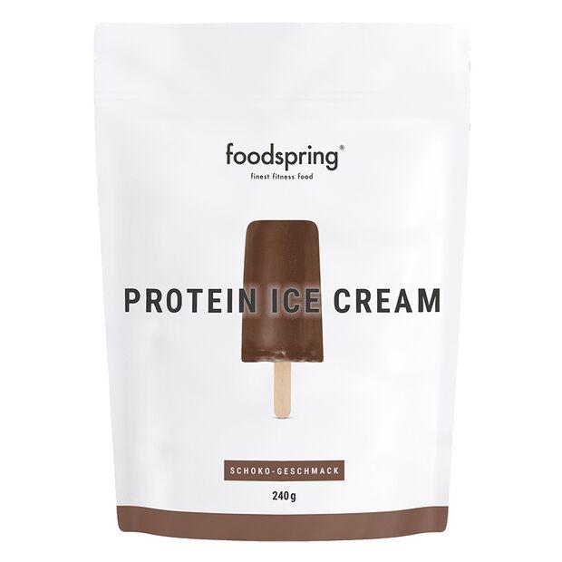 Protein-Eis im Test