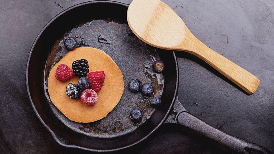 Protein-Pancakes sind nicht nur was für den Cheat Day