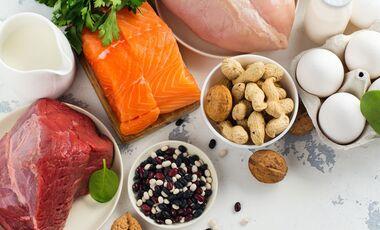 Protein in Lebensmitteln