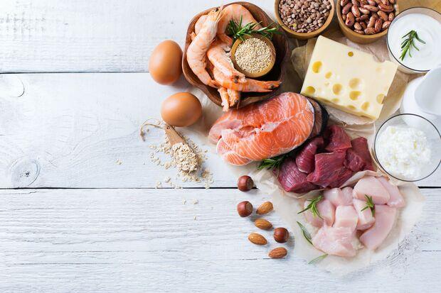 Proteine sind wichtig für deine Muskeln