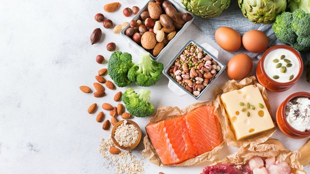 Proteine stecken in vielen Lebensmitteln