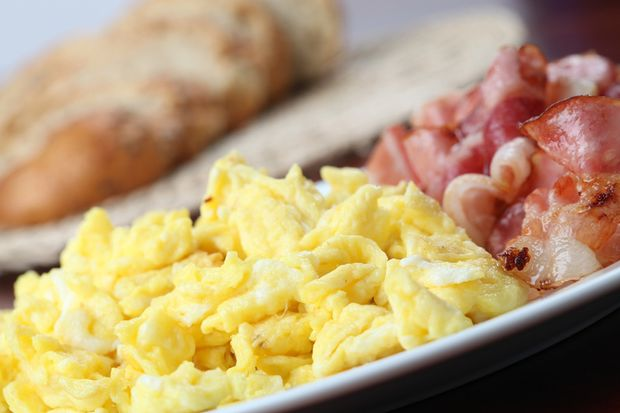 Proteine zum Frühstück machen langfristig schlank