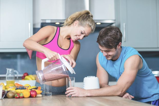 Proteinshake-Rezepte für zu Hause zum Selbermachen