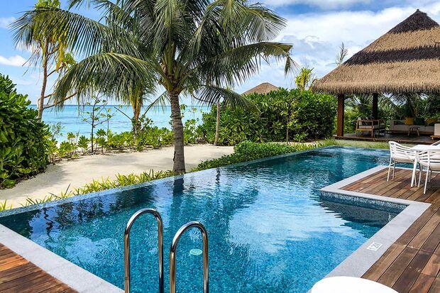 Pullman Malediven Maamutaa Resort - Best Fashion Making Of