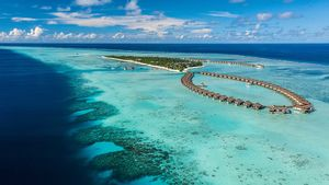 Pullman Maledives Resort - Best Fashion
