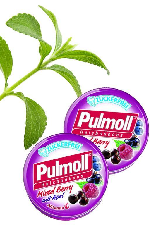 Pulmoll Mixed Berry mit Açaí