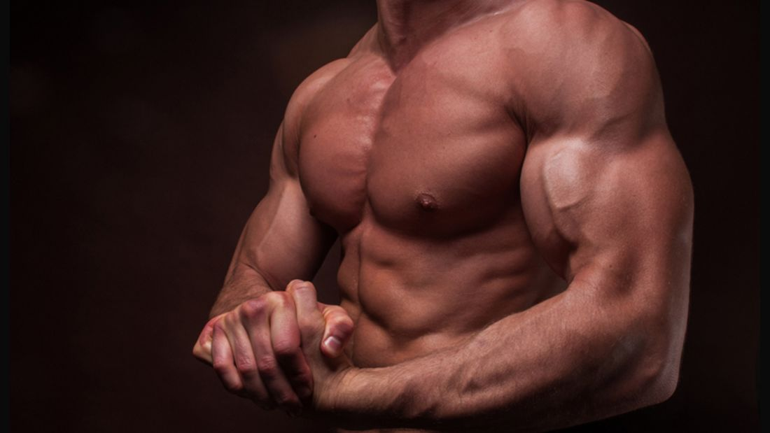 Pure Muskelkraft