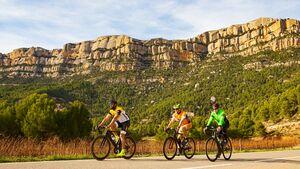 Pyrenäen Fahrradfahren