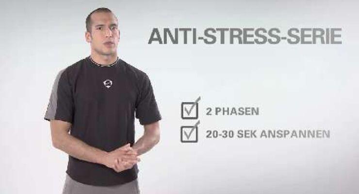 Quick-Sixpack-Workouts: Folge 19 – Anti-Stress-Workout
