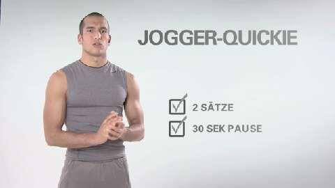 Quick-Sixpack-Workouts: Folge 22 – Training für Läufer