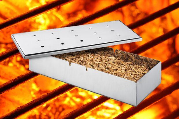 Räucherbox von Küchenprofi
