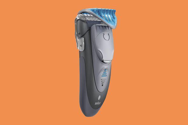 Rasierer mit optimaler Trimmfunktion von Braun