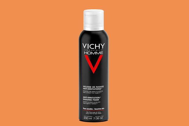 Rasierschaum von Vichy