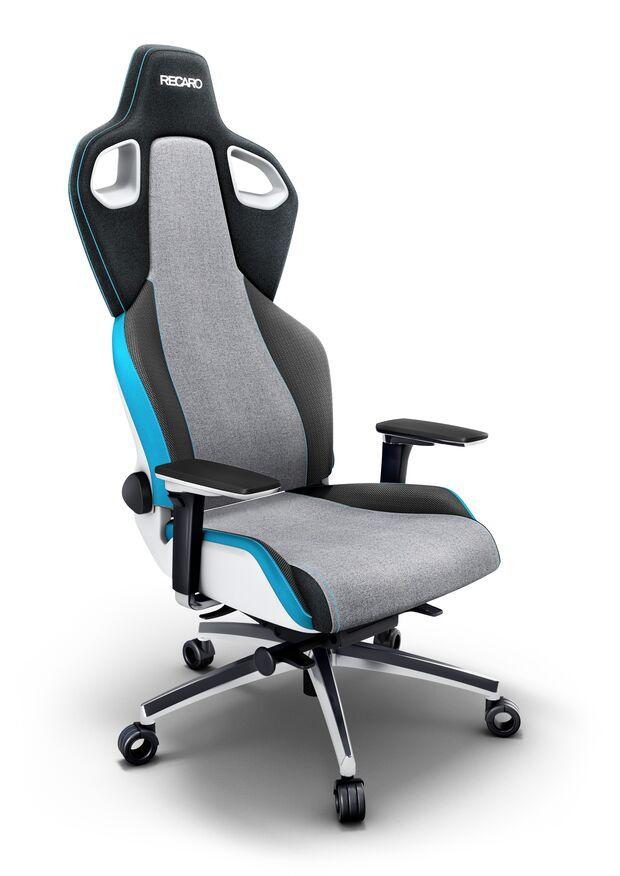Recaro Gaming Sitz