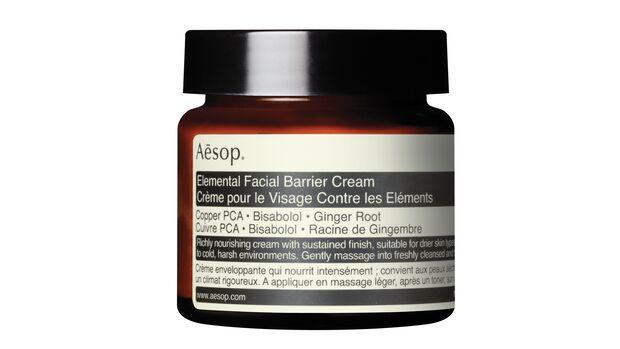Reichhaltige Creme für trockene Haut